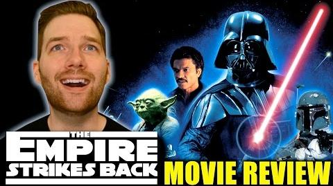 The Empire Strikes Back - Movie Review