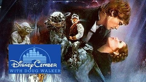Star Wars Episode V - The Empire Strikes Back - Disneycember 2015