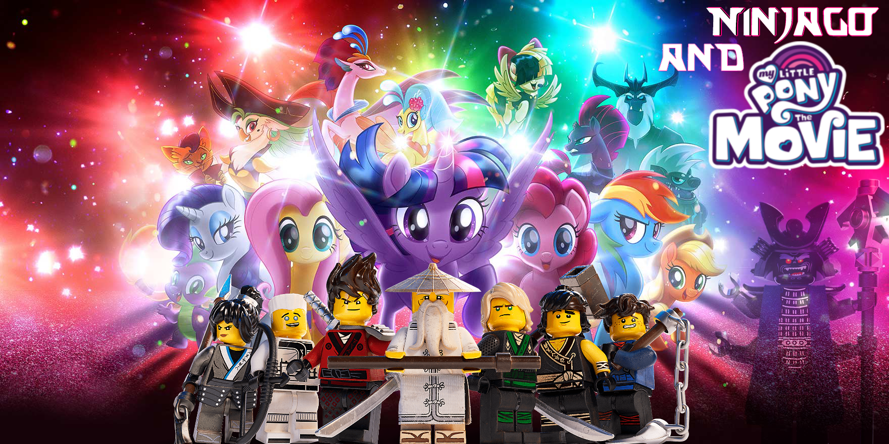Lego Ninjago My Little Pony The Movie Better Together Crossover Wiki Fandom