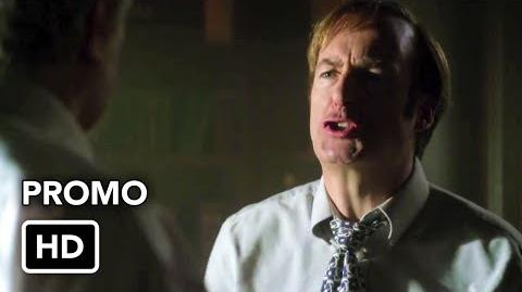 """Better Call Saul 2x04 Promo """"Gloves Off"""""""