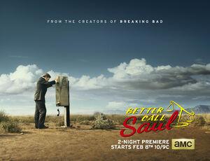 Официальный постер первого сезона