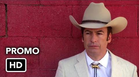 """Better Call Saul 2x03 Promo """"Amarillo"""""""