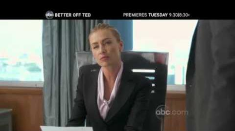 """Better off Ted """"Communication"""" Trailer (for season two)"""