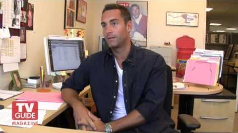 Jay Harrington from Better Off Ted tells all to TV Guide Magazine's Cubicle Confessions!
