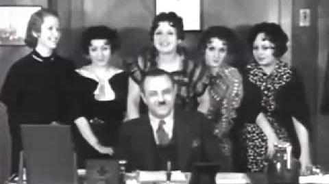 A Message To Helen Kane from Max Fleischer & his Boop a doop girls