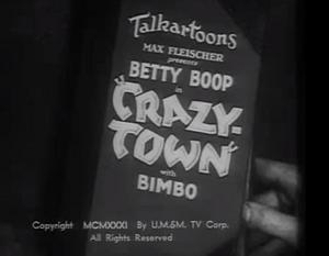 Crazytown1932