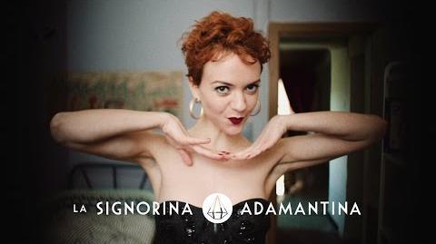 La signorina Adamantina - BETTY BOOP