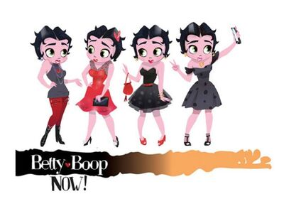Betty Boop Betty Boop Wiki Fandom Powered By Wikia
