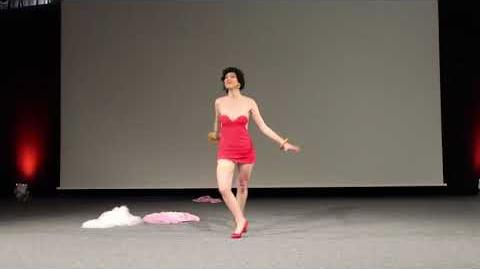 Japan Impact 2018 170218 - Betty Boop