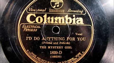 Catherine Wright - I'd Do Anything For You