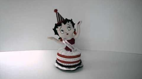 Birthday Betty Boop™ by Chantilly Lane®