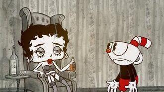 Betty Boop & Cuphead in Quarantine Blues a new Parody Vintage Cartoon Humor Comedy Animation Funny