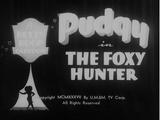 The Foxy Hunter