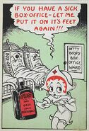 Betty Boop Red Hair 1934