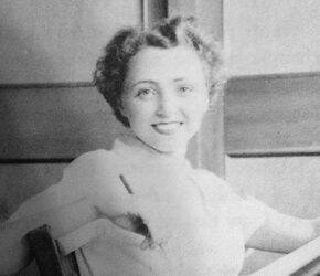 Lillian Friedman Fleischer Studios Animator Female