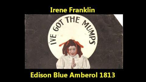 Irene Franklin Baby Singer 1900s