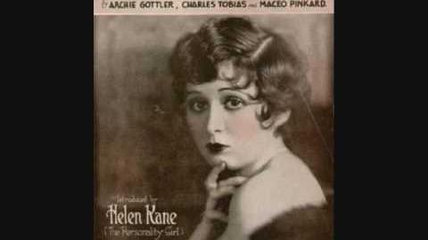 Helen Kane - Don't Be Like That