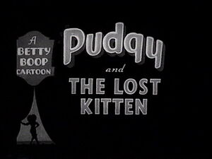Pudgy and the Lost Kitten 01