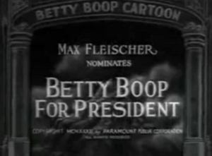 Boopdooppresidenta