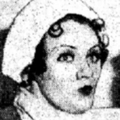 Margie Hines as Betty Boop