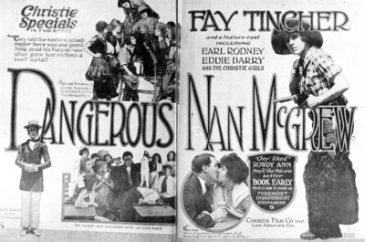 Dangerous Nan McGrew 1919