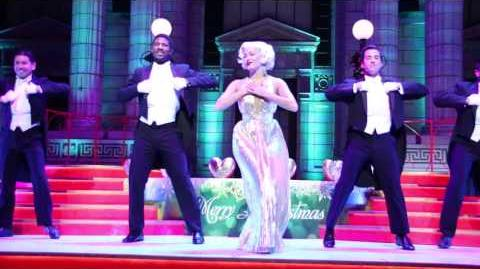Betty Boop and Marilyn Monroe (Universal Studios)