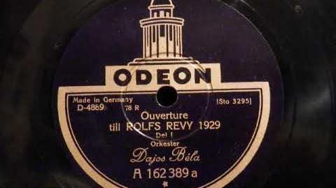 Rolf's Revy (1929)