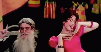 Marie Osmond as Betty Boop