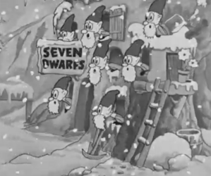 Seven dwarfs boop