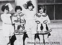 Helen Schroeder Stars of the Future Betty Boop 1923