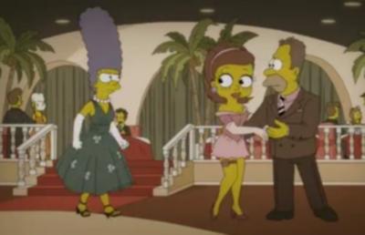 Simpsons mona betty boop 5