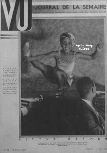 Black History Month Baby Esther Jones