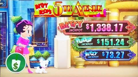 ⭐️ NEW - Betty Boop's 5th Avenue slot machine, Shopping for Mother's Day