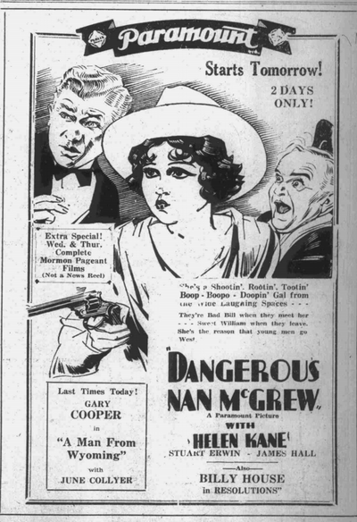 Dangerous Nan McGrew 1930