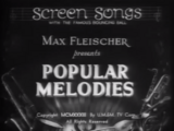 Popular Melodies