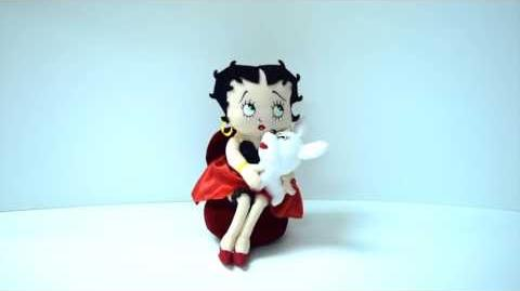 Betty™ Boop & Pudgy