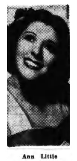 Ann Little Betty Boop