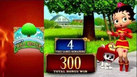 Betty Boop's™ Firehouse™
