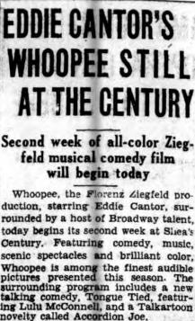 Accordion Joe (1930)