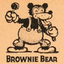BROWNIEBEAR BETTY BOOP
