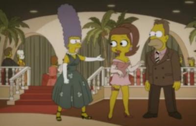 Simpsons mona betty boop 6