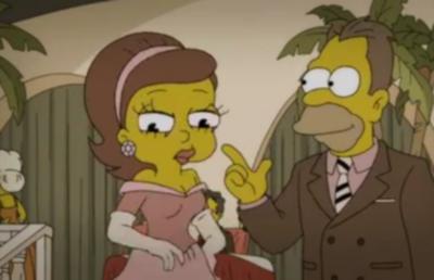 Simpsons mona betty boop 2
