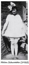 Helen Schroeder Betty Boop Kane 1922