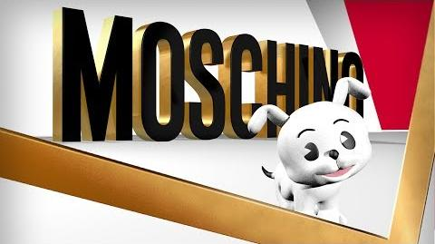 Chinese New Year 2018 Moschino meets Pudgy, best friend of Betty Boop!