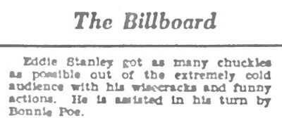 The Billboard 26th December 1931