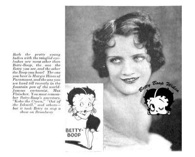 Margie Hines 1931