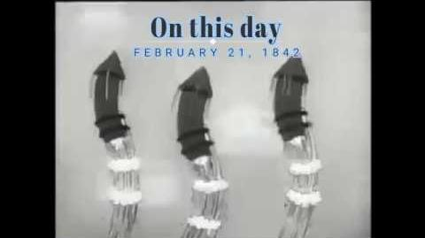 On This Day - the Sewing Machine!