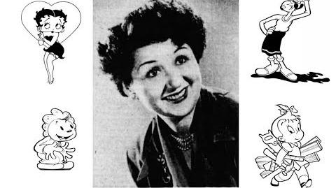 The Many Voices of Mae Questel