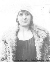 Helen Schroeder aka Helen Kane 1925