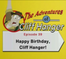 Happy Birthday, Cliff Hanger!